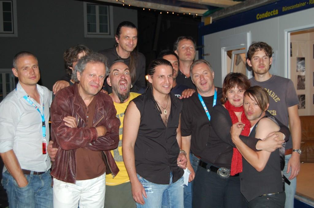 BluesBeyond, mit Rudi Rotta, Vera Kaa, Michi von der Heide