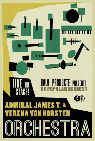 Konzertplakat 2012