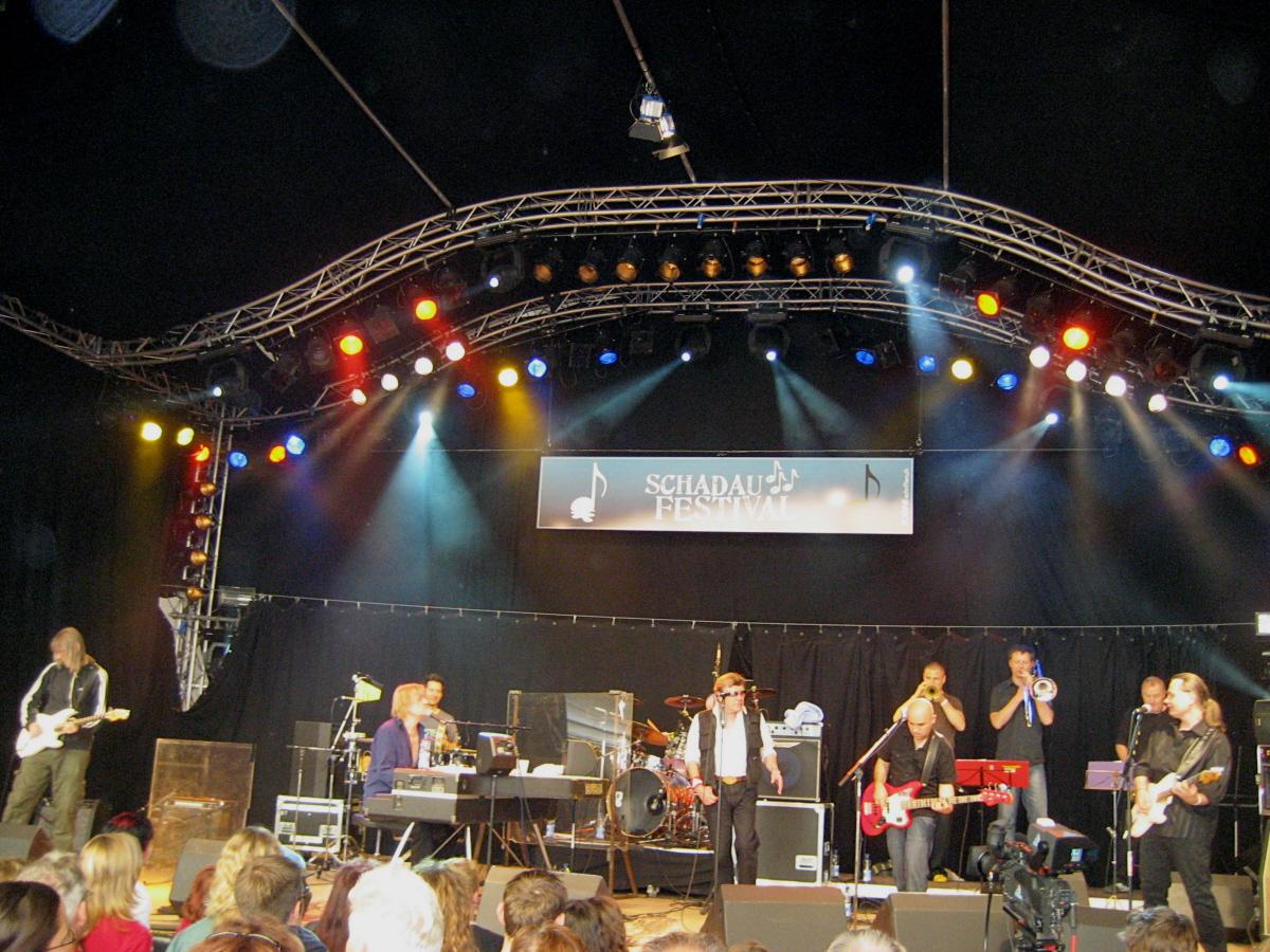Schadau Festival 2007, Hanery Ammann, Polo, Upperclass Windmachine