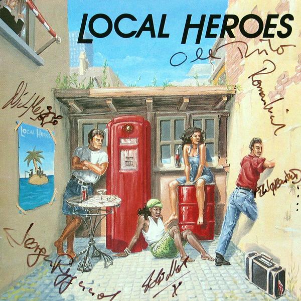 Local Heroes - Local Heroes - 1990 - Phonag