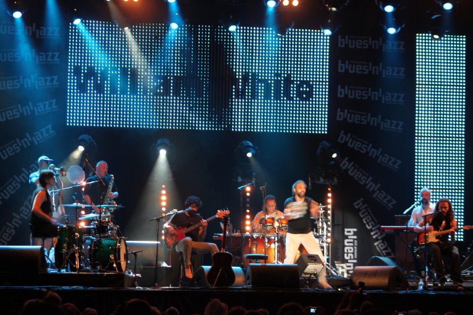 WW Live at Rapperswil Blues and Jazz